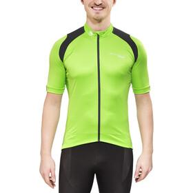 Endura Hyperon Koszulka kolarska z krótkim rękawem Mężczyźni, high-viz green